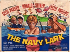 The Navy Lark 1959 DVD - Cecil Parker / Ronald Shiner